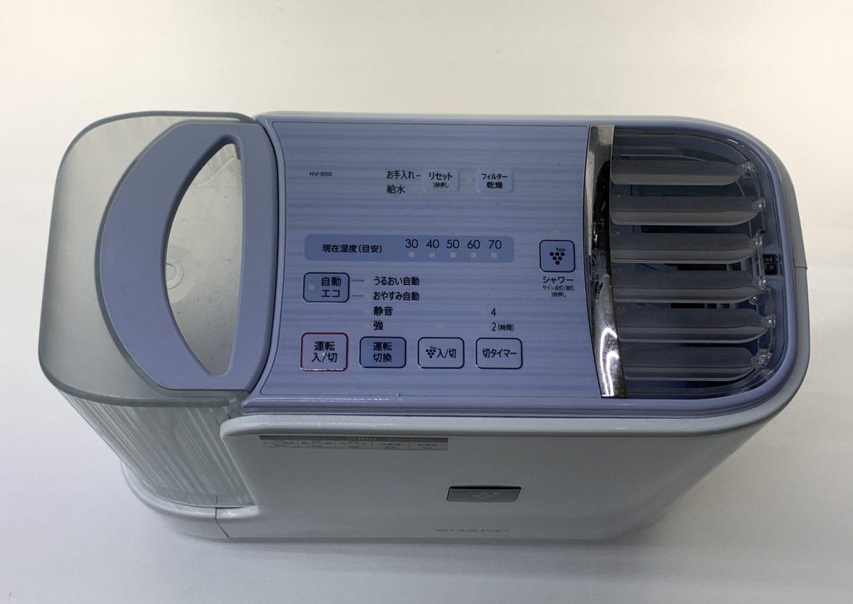 【家電製品など】SHARP加湿器HVー850